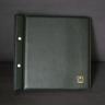 Showgard 895 FDC Album, Euro Size, Black