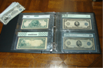 Supersafe Archival Graded Currency Pages(10)