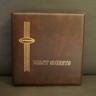 Supersafe Deluxe Mint Sheet Album, Red