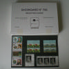 """Showgard Selection Cards w/ 2 Strips & Coverleaf  6"""" x 8"""""""